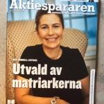 Mia Brunell Livfors 2015